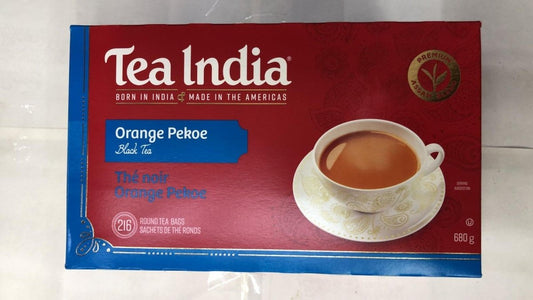 Tea India Orange Pekoe Black Tea - 680gm - Daily Fresh Grocery