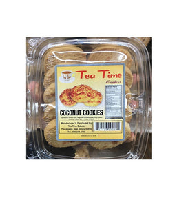 Tea Time Coconut Cookies - Daily Fresh Grocery