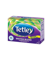 Tetley British Blend 80 Tea Bags - Daily Fresh Grocery