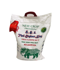 THAI ELEPHANT KING – Thai Jasmine Rice -20Lbs - Daily Fresh Grocery
