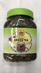 Three Rivers Natural Green Tea - 100 Gm - Daily Fresh Grocery