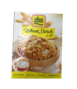 Three Rivers Wheat Starch - 400gm - Daily Fresh Grocery