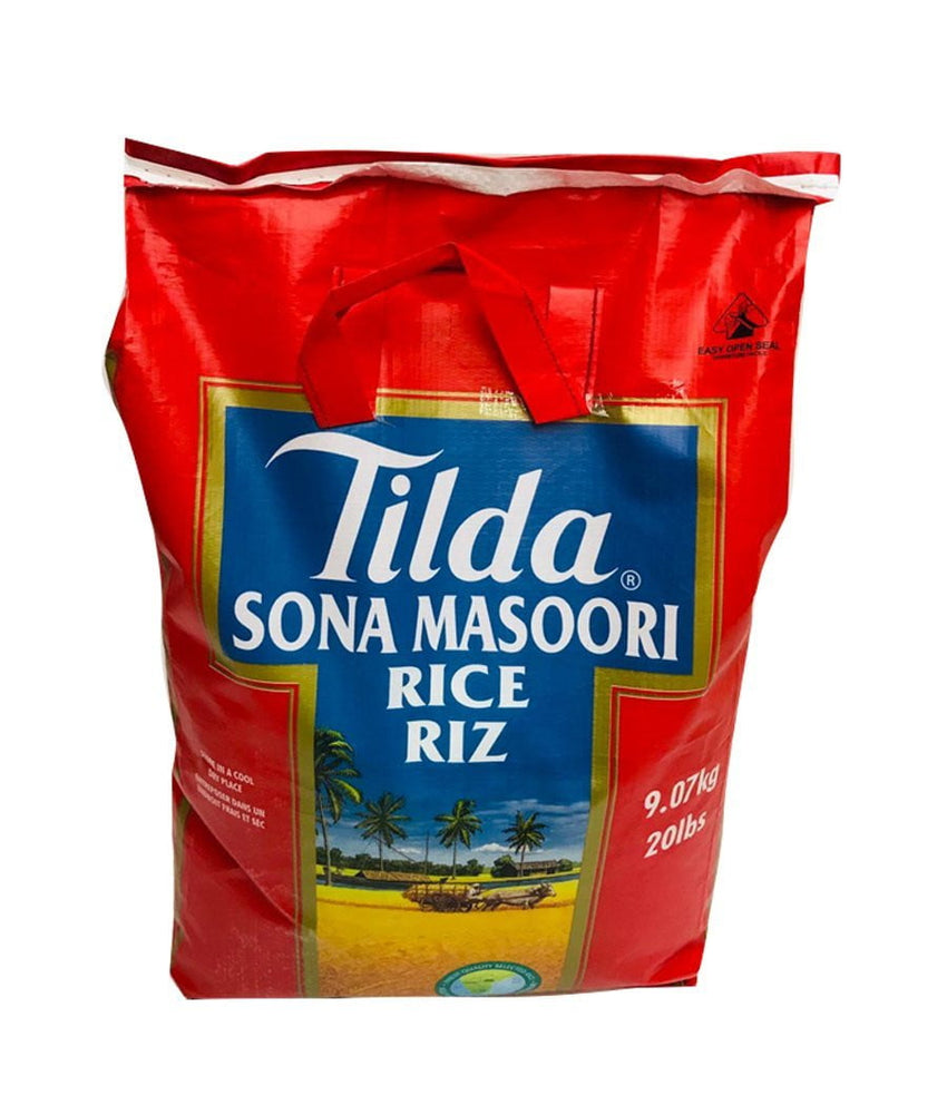 TILDA – Sona Masoori Rice – 20Lbs - Daily Fresh Grocery