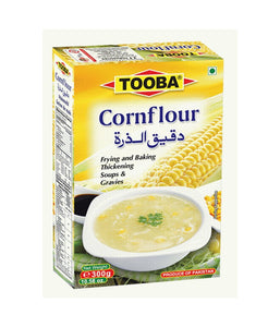Tooba Cornflour Friyng and Baking thickening Soups & Gravies - 300gm - Daily Fresh Grocery