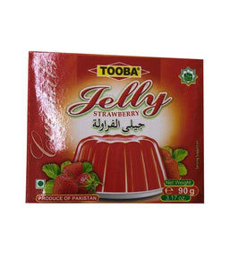 Tooba Jelly Strawberry - 90gm - Daily Fresh Grocery