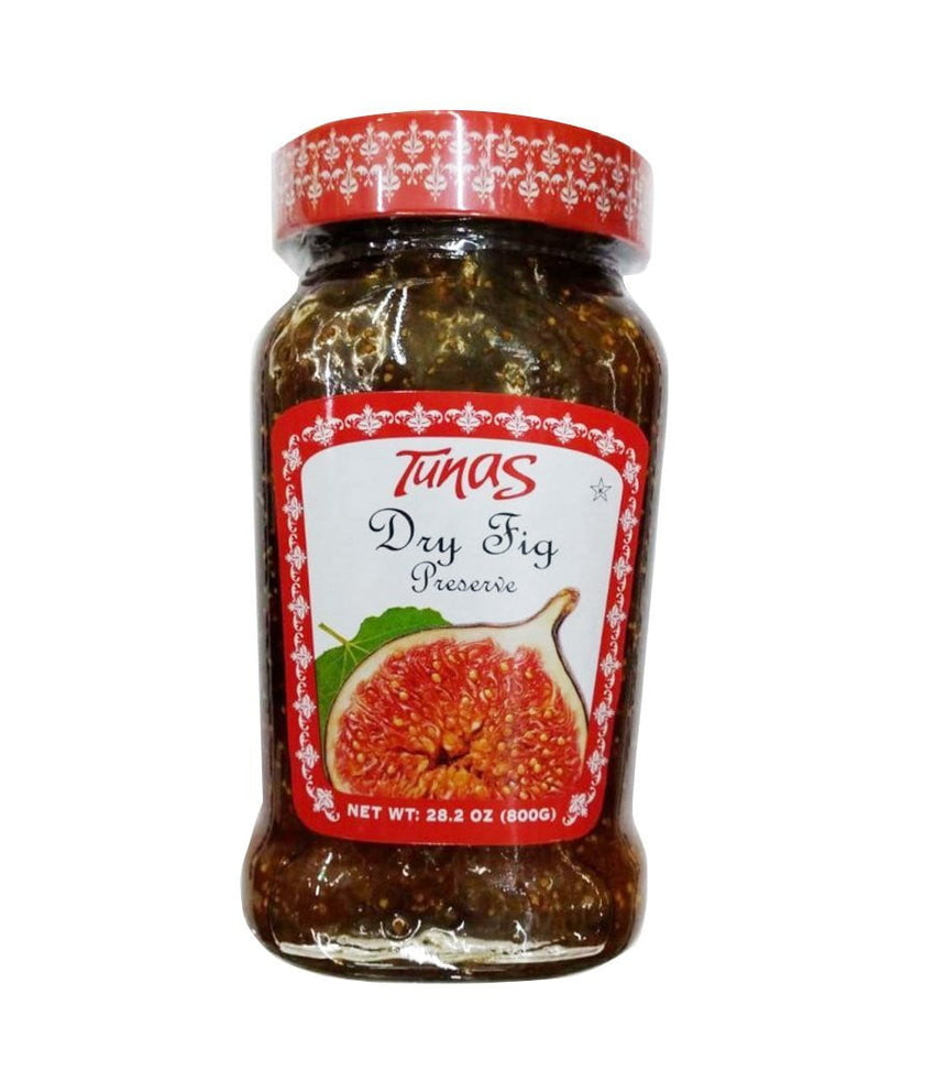Tunas Dry Fig Preserve - 800 Gm - Daily Fresh Grocery
