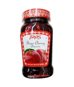 Tunas Sour Cherry Preserve - 800 Gm - Daily Fresh Grocery