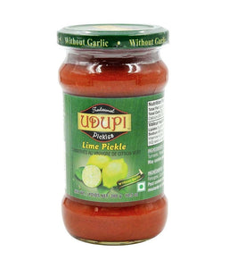 Udupi Lime Pickle - 300 Gm - Daily Fresh Grocery