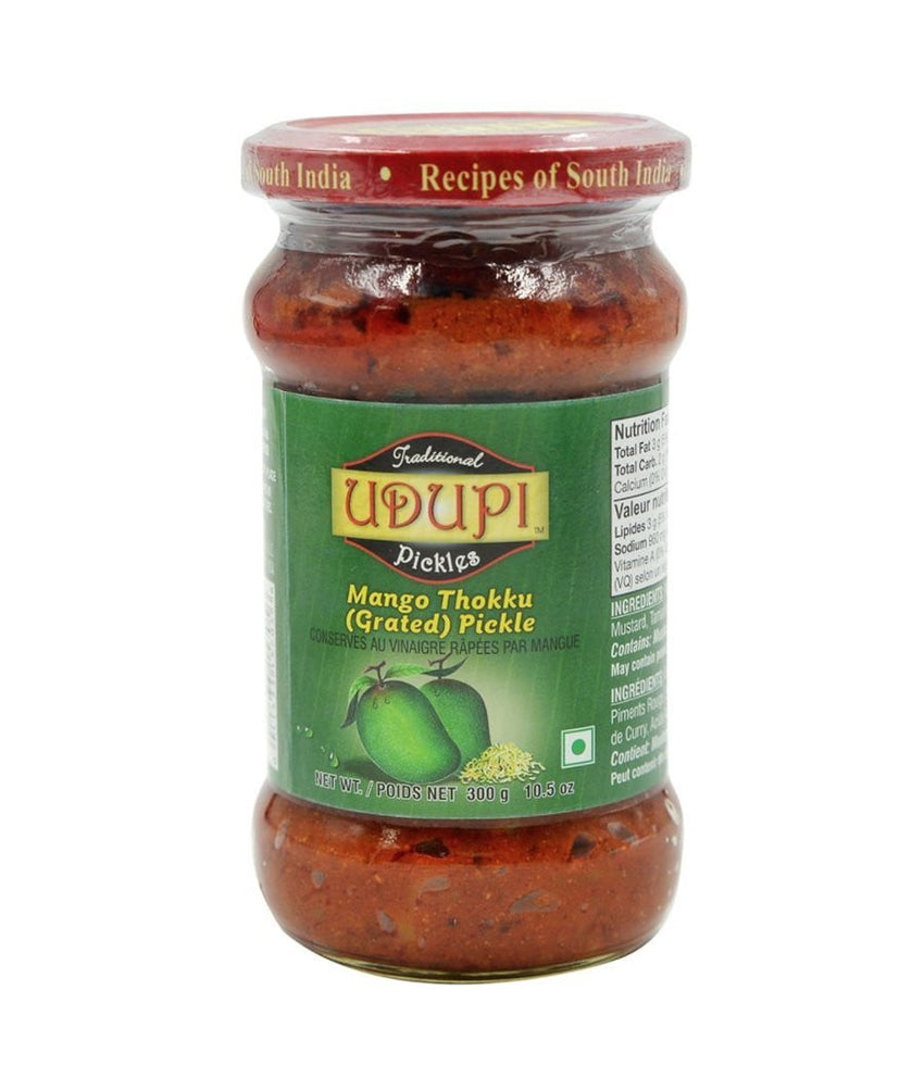 Udupi Mango Thokko Pickle - 300 Gm - Daily Fresh Grocery