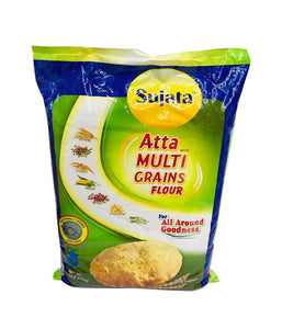 UJATA - Atta with Multigrain Flour - 20Lbs - Daily Fresh Grocery