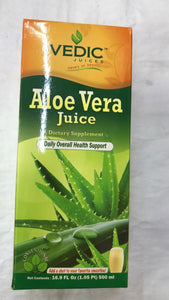 Vedic Juices Aloe Vera Juice - 500 ml - Daily Fresh Grocery