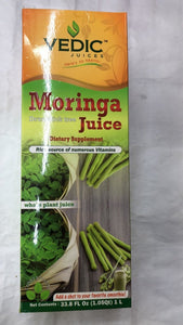 Vedic Juices Moringa Juice - 1 Ltr. - Daily Fresh Grocery