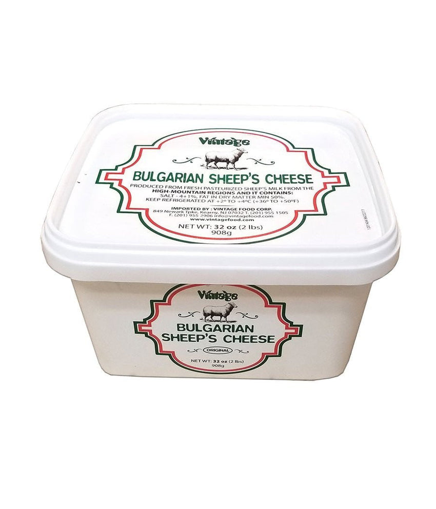 Vintage's Bulgarian Sheep's Cheese - 908 Gm - Daily Fresh Grocery
