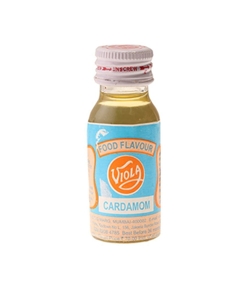 Viola Cardamom Food Flavour Essence 0.67 fl oz / 20 ml - Daily Fresh Grocery