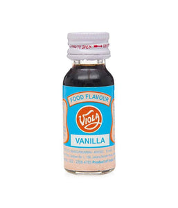Viola Vanilla Food Flavorur Essence 0.67 fl oz / 20 ml - Daily Fresh Grocery