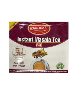 Wagh Bakri Instant Masala Tea - 200 Gm - Daily Fresh Grocery