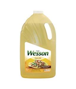 WESSON - Corn Oil - 1Gal - Daily Fresh Grocery