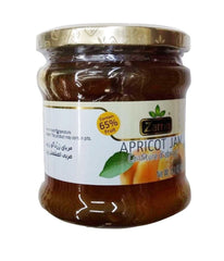 Zarrin Apricot Jam - 450 Gm - Daily Fresh Grocery