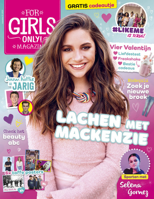For Girls Only Nummer 1/2020