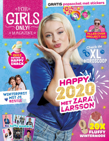 For Girls Only Nummer 12/2019