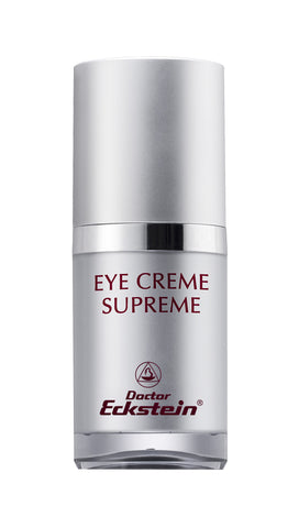 DR. ECKSTEIN  Eye Creme Supreme  NEW