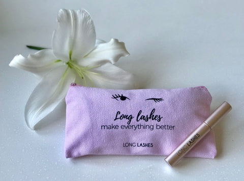NEW - LONG LASHES -  All Australian, all natural eyelash growth serum