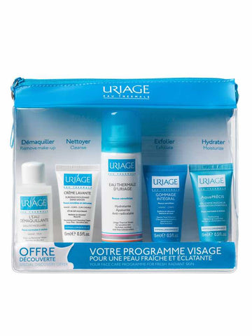 URIAGE   Face Pack - Summer Travel Kit