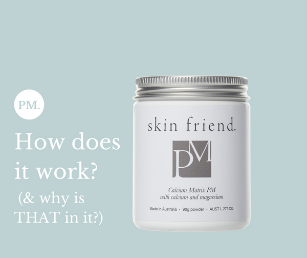About Skin Friend PM