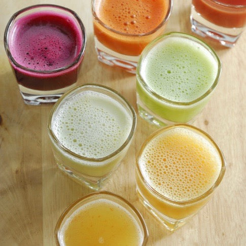 Juice detoxes and cleansing: are they good for eczema