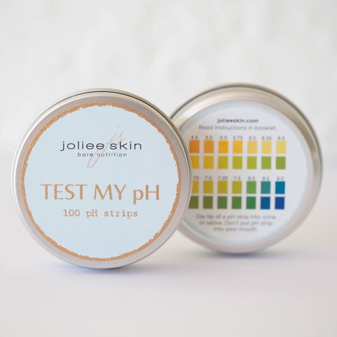 Test My pH for healthy skin