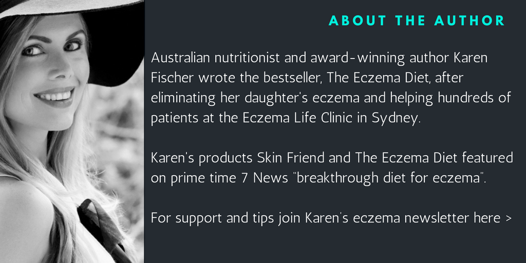 About Karen Fischer - join her newsletter