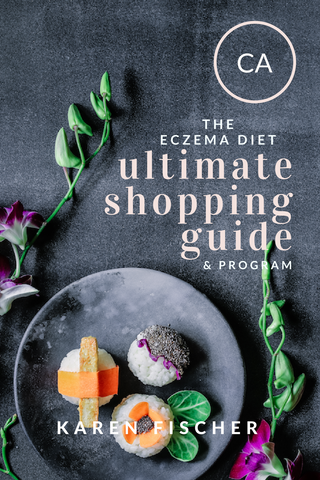 Eczema Diet Ultimate Shopping Guide & Program (Canadian Version)