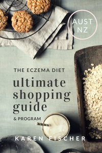 Eczema Diet Ultimate Shopping Guide & Program (Aus/NZ Version)