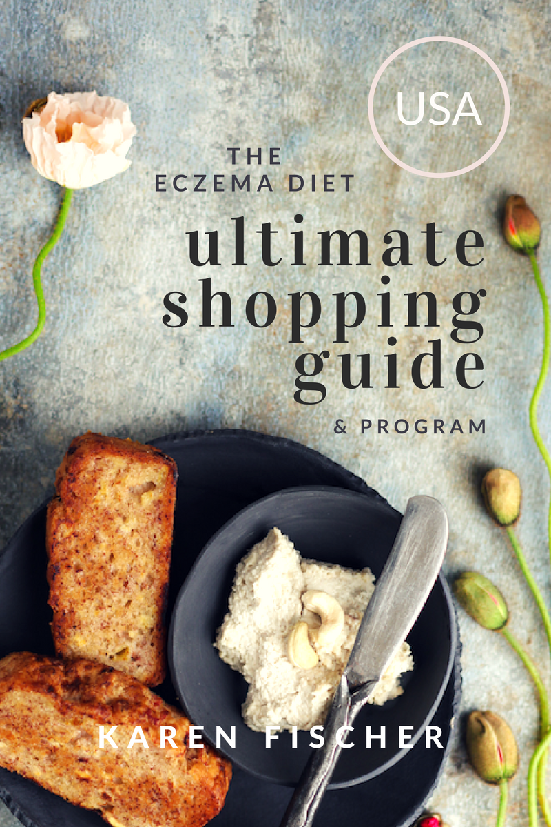 Eczema Diet Ultimate Shopping Guide & Program (USA Version)