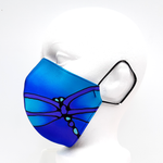 Load image into Gallery viewer, design dragonfly mask