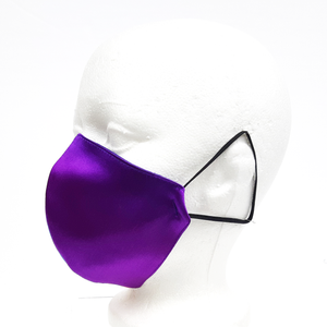 adult mask purple