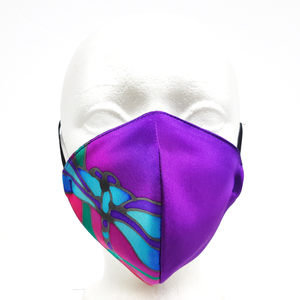 women silk facemask Canada