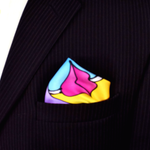 Load image into Gallery viewer, pocket square fold