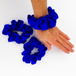 Load image into Gallery viewer, scrunchies pure silk hair accessories