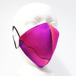 Load image into Gallery viewer, adult mask fuchsia