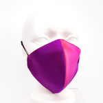 Load image into Gallery viewer, satin face mask PINK