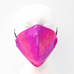 Load image into Gallery viewer, pink silk facemask