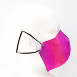 Load image into Gallery viewer, Pink silk mask