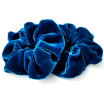 Load image into Gallery viewer, jumbo velvet scrunchies for gymnastics and yoga
