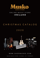 Musko Music Store Christmas Catalog
