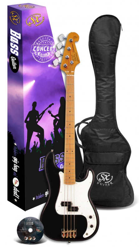 SX 57 Precision Bass Pack | Black
