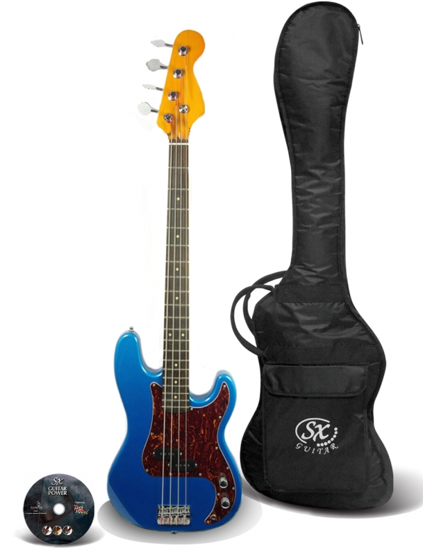SX SPB62 Precision Bass Pack | Lake Placid Blue