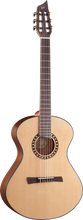 Load image into Gallery viewer, Andrew White CYBELE-300 Natural Concert Guitar, Spruce & Jatoba, c/w Deluxe Bag - Musko Music Store