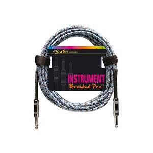 GC-266-6 Boston Braided Pro instrument cable