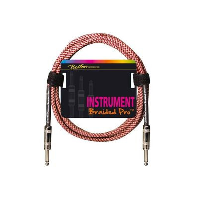 GC-264- 3 Boston Braided Pro instrument cable